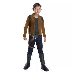 Star Wars Han Solo From the New Film Kids Costume